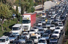 محدودیتهای ترافیکی پایان هفته در محورهای شمال آغاز شد