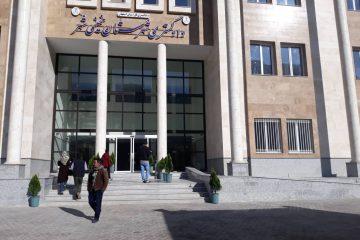 افتتاح دادگستری شهرستان خمینی شهر