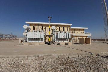 افزایش ظرفیت و تعمیر اساسی پست برق اروند