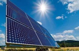 ظرفیت فاز اول نیروگاه خورشیدی میدان میوه و تره بار اصفهان ۵۰۰ کیلووات است