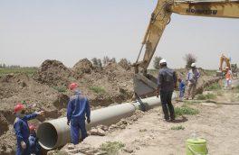 رفع ۶۹۰ مورد نشتی از شبکه توزیع و خطوط انتقال آب