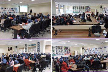 برگزاری دوره های آموزشی پدافند سایبری برای دانش آموزان در همدان