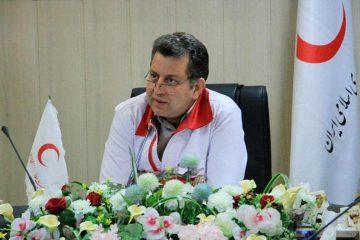 عضویت بیش از دو هزارجوان در کانونهای دانشجویی جمعیت هلال احمر