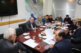 جلسه هماهنگی اجرایی راهداری زمستانی برگزار شد