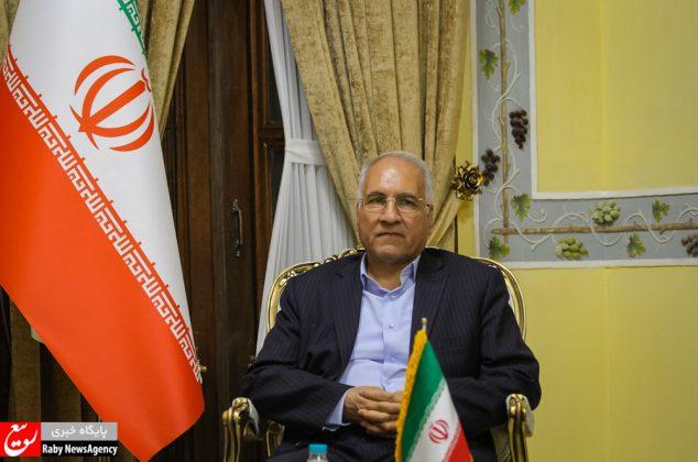 دیدار سفیر لهستان با شهردار اصفهان