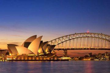 رشد کمتر از حد انتظار استرالیا