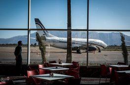 پیشرفت ۵۰ درصدی ترمینال خارجی فرودگاه شیراز
