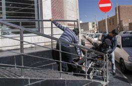 به مناسبت روز جهانی معلولان؛رسول فلکی: صدور پروانه ساخت برای ساختمانهای جدید دولتی به مناسبسازی معابر برای معلولان مشروط شود