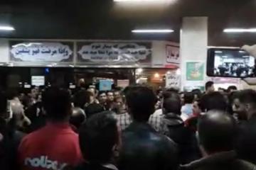 ماجرای اعتصاب صبح امروز در بیمارستان الزهراء اصفهان چه بود؟