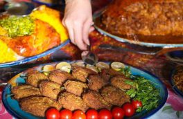 برگزاری جشنواره غذا در سرای محلات منطقه۳