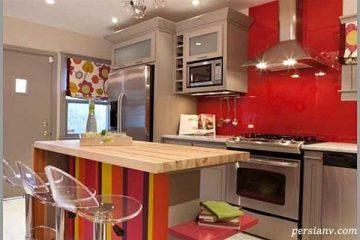 جایگاه وسایل برقی در آشپزخانه (دکور آشپزخانه)