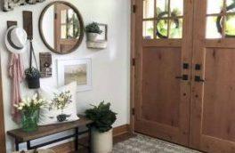 دکوراسیون ورودی منزل با مدلی جذاب تر از همیشه