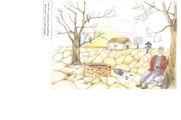 اعلام برگزیدگان سومین دوره مسابقه نقاشی «آب = زندگی» ویژه کودکان و نوجوانان در اصفهان