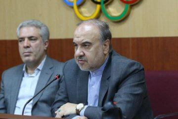 اعتراض وزارت ورزش به سهم ۷۰ درصدی تلویزیون