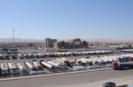 هزار کامیون در مرز دوغارون منتظر ورود به افغانستان هستند