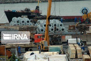 ۸.۵ میلیون تن فولاد در ۹ ماهه امسال صادر شد