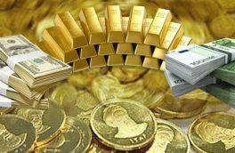 رشد یکپارچه قیمت سکه، طلا و ارز امروز ۷ بهمن +جدول
