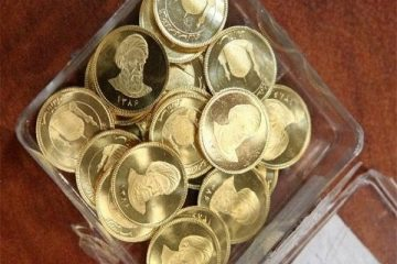 قیمت سکه طرح جدید ۲۴ دی ۹۸ به ۴ میلیون و ۷۸۵ هزار تومان رسید