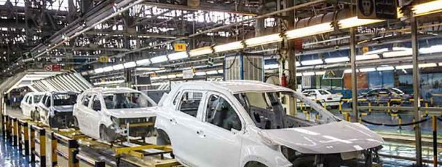 انتشار کارنامه تولید خودرو در ۱۰ ماهه نخست امسال / تولید پراید بیشتر شد