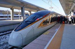 اردبیل صاحب قطار سریعالسیر میشود