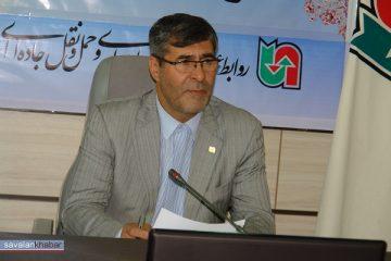 جابجایی بیش از ۳ میلیون و ۴۲۵ هزار تن کالا در استان اردبیل