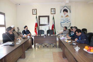 دومین نشست ستاد گرامیداشت دهه فجر شهرستان اسلامشهر برگزار شد