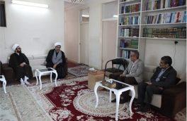 دیدار مدیرکل بنادر و دریانوردی استان بوشهر با خانوادههای معظم شهدا