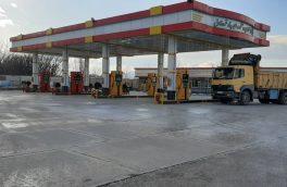 بهره برداری از یکصدوشصت وهفتمین جایگاه عرضه مواد نفتی در منطقه آذربایجان شرقی