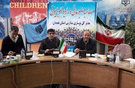افتتاح ۱۱ پروژه نوسازی مدارس همزمان با دهه فجر در استان همدان