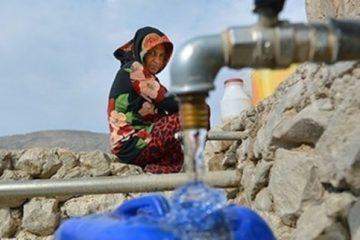 نیمه ۱۴۰۰ جمعیت روستایی بهرهمند از آب به ۱۰ میلیون میرسد