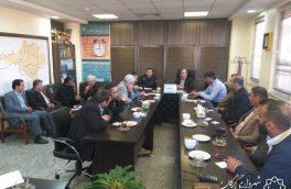 برگزاری جلسه فوری ستاد مدیریت بحران در شهرداری گرگان