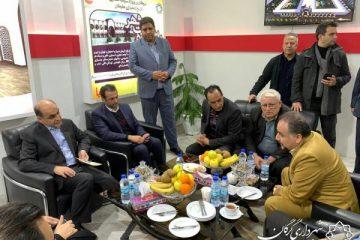 استاندار گلستان از اقدامات بزرگ شهرداری گرگان تقدیر کرد