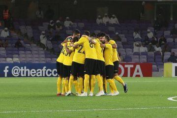 طلایی پوشان بهترین تیم ایرانی ACL