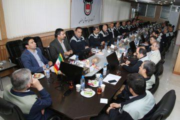 اعتبار گواهینامه سیستم مدیریت زیست محیطی ذوب آهن اصفهان تمدید شد