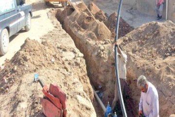 اصلاح بیش از ۷ هزار متر شبکه آبرسانی در سال جاری