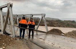 بازدید معاون برنامه ریزی سازمان از محور خرم آباد- پلدختر