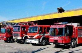 ۲۵ ایستگاه آتش نشانی با همه نیروها برای چهارشنبه سوری آماده باش است