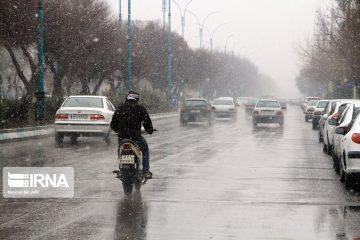 شروع دور جدید بارشها از روز جمعه