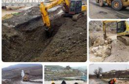 خسارت ۱۰۰۰ میلیارد تومانی سیل به راه های استان لرستان