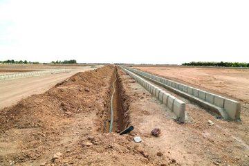 تامین پایدار آب شرب ۷ روستا از توابع شهرستان شاهین شهر