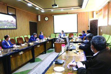 تاکید مدیرعامل آبفا استان اصفهان بر استمرار خدمات رسانی با رعایت پروتکلهای بهداشتی