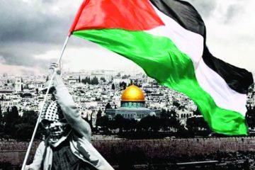 دعوت شاعران قمی به کمپین #فلسطین_آزاد