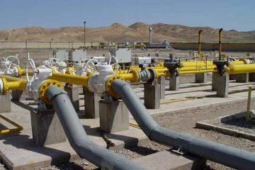 کاهش حجم واردات گاز ترکیه از ایران