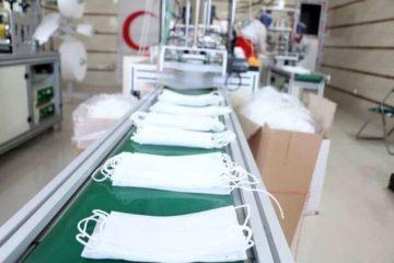 تولید محصولات مرتبط با کرونا افزایش یافت