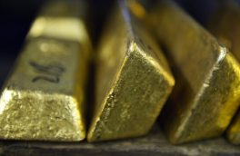 سرمایهگذاری در طلا رکورد جدید زد