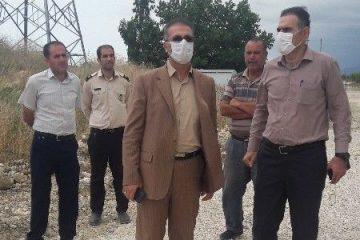 بازدید مدیر عامل شرکت برق منطقه ای مازندران و گلستان از ایستگاه ۲۳۰ کیلوولت بهشهر