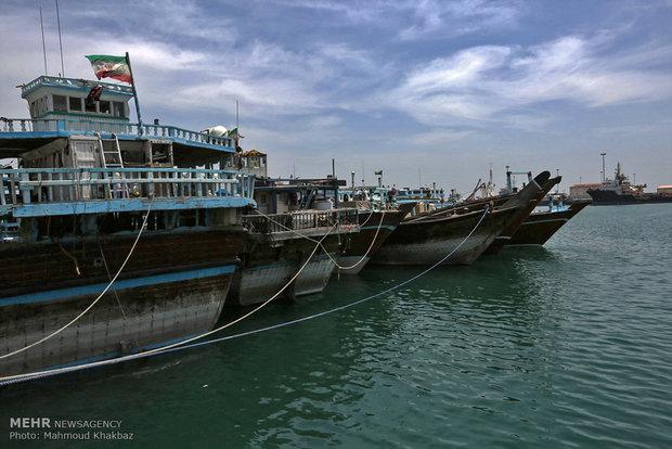 کشف ۸۴۰ میلیارد ریال کالای قاچاق، توسط دریابانان بوشهر