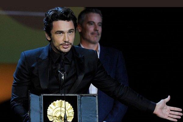 جیمز فرانکو صدف طلای جشنواره سنسباستین را برد