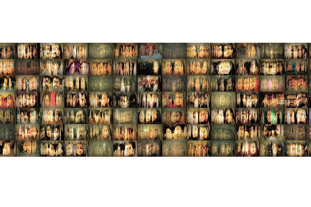 عکسهایی از دل یک پرفورمنس/به داوران جشنواره تجسمی فجر اعتمادکردم