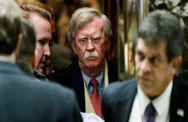 بولتون مدعی شد: روسیه در سوریه گیر افتاده/ ایران باید برود!